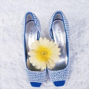 Rampage Custom made heels